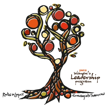 YWCA Women%27s Leadership Program Logo - logo and words